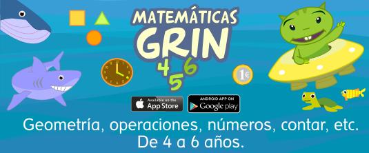 App Matematicas Grin